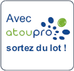 Avec atoupro sortez du lot !